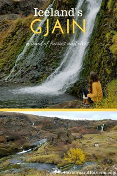 How to get to Gjain, Iceland