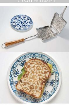 Really really really want my #toast to look like this!