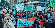 Take Action: Stop the Toxic Dakota Access Fracked Oil Pipeline -- AddUp — The U.S. Army Corps of Engineers just gave the final approvals for the construction of the 1,168-mile pipeline that would carry fracked crude oil through North Dakota, South Dakota, Iowa and Illinois. -- Sierra Club, 9-6-16