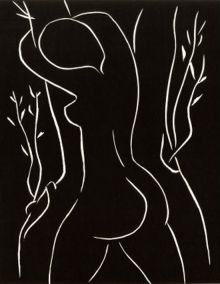 Pasiphae Embracing An Olive Tree, by Henri Matisse (1869-1954)
