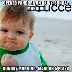 Lmfao!!! #maroon5 #meme #sundaymorning