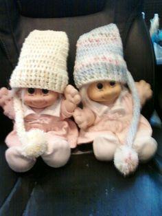 Elf Style Photo Prop Hats.