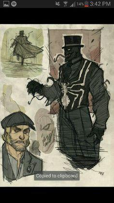 Steampunk Venom