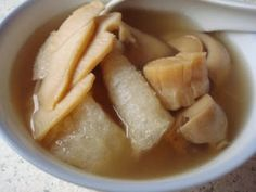 Abalone Soup Recipe