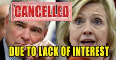 Clinton-Kaine Have to CANCEL Cleveland, Ohio Event Due to Lack of Interest