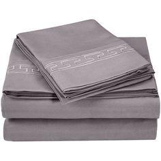 Simple Luxury Heritage 3000 Series Sheet Set & Reviews | Wayfair