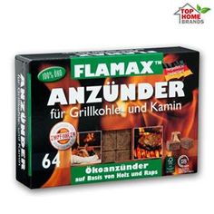 Top Home Brands: Flammat разпалващи средства за барбекю