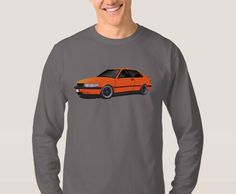 The generation SAAB 900 T-shirt and other gifts for all SAAB fans and lovers! Saab 900, Long Sleeve, Sleeves, Mens Tops, T Shirt, Fashion, Moda, Tee Shirt, Long Dress Patterns