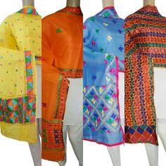 Phulkari Dupatta Shop Now: www.jankiphulkari.com