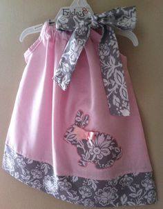 easter dress for Frankie... if only they had it in her size!