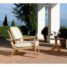 Rausch Classics Country Loungesessel