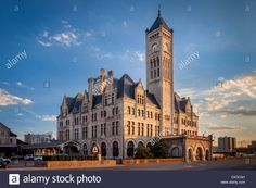 Union Station - Restored Train Station, Now A Luxury Hotel Stock Photo, Royalty Free Image: 67907505 - Alamy