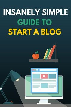 A very easy to follow guide on how to start a blog from scratch. With this guide you'll be able to start a Wordpress blog in less than 10 minutes that you own. You'll learn how and where to register your blog,  how to install Wordpress and how to make it look pretty. There are also instructions to create your first blog post.
