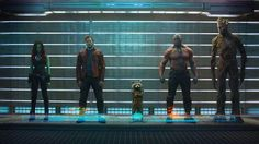 Guardians of the Galaxy lineup!