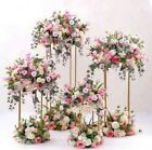 Floor Vases Gold Flower Vase Column Stand Metal Road Lead Wedding Centerpieces Rack Event Part Wedding Stage Decorations, Wedding Table Centerpieces, Centerpiece Decorations, Floral Centerpieces, Flower Decorations, Christmas Decorations, Flower Vases, Flower Arrangements, Floral Wedding
