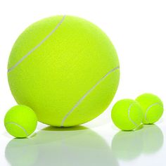 Tennis Ball- oversized - for pepper