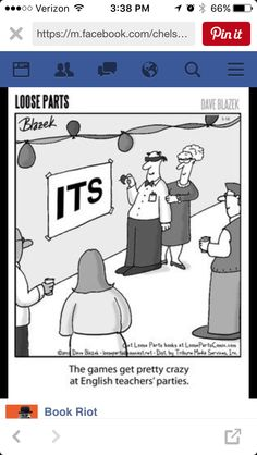 25 Grammar Puns Only a True English Nerd Will Get Are you a grammar nerd? If so, you'll appreciate these grammar puns and jokes. Don't be ashamed of your geekiness. Your English teacher would be proud! English Teacher Humor, English Teachers, Teacher Humour, Teaching Humor, Teacher Quotes, Humor English, English Quotes, Teacher Comics, Teacher Cartoon