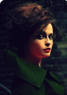 Helena Bonham Carter = quite possibly the most amazing actress of all time.