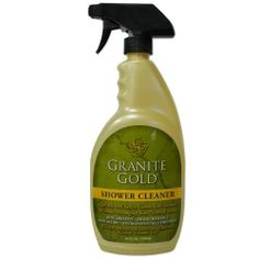 Granite Gold GG0039 Shower Cleaner 24 Fl. Oz. by Granite Gold, http://www.amazon.com/dp/B003RGO3ES/ref=cm_sw_r_pi_dp_Xzwgsb1WTE3T2