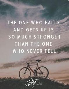 So true! Until you do it you have no idea on how hard things are to get through it.