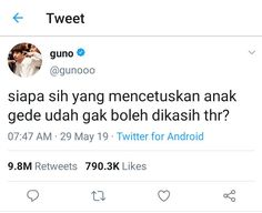 Quotes Lucu, Jokes Quotes, Me Quotes, Funny Quotes, Funny Tweets Twitter, Twitter Quotes, Tweet Quotes, Reminder Quotes, Self Reminder