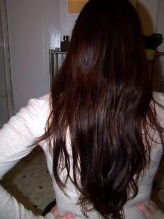 caca noir + caca brun = this gorgeous shade!
