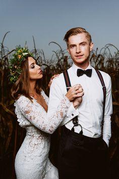 Daga i Piotrek - klip i reportaż ślubny