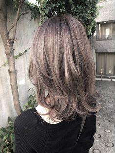 Best Bob Hairstyles & Haircuts for Women - Hairstyles Trends Medium Hair Cuts, Medium Hair Styles, Short Hair Styles, Long Wavy Hair, Long Hair Cuts, Medium Bob Hairstyles, Hairstyles Haircuts, Ulzzang Hair, Korean Short Hair
