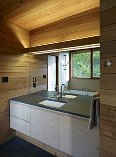 Galeria de Casa Cliff / Altius Architecture Inc - 2