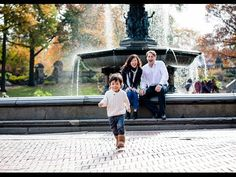 Bethesda Fountain Photo Shoot (Family Photographer NYC, Children's Photography in Manhattan, NYC) City Photography, Children Photography, Family Portraits, Family Photos, Bethesda Fountain, Nyc Photographers, Photographing Kids, Family Photographer, Maternity