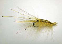 This is a size 8 shrimp pattern tied by Михаил Пенков. This is a great looking fly!