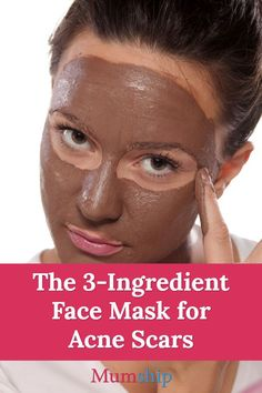 Best natural diy face mask for acne scars skin care tips Best Diy Face Mask, Homemade Face Masks, Skin Care Remedies, Acne Remedies, Natural Remedies, Homeopathic Remedies, Natural Treatments, Acne Treatments, Scar Treatment
