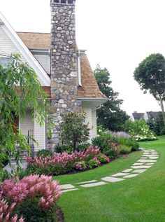 15 best images about Front Walkway Landscaping on . Traditional Landscape, Contemporary Landscape, Landscape Design, Garden Design, Front Walkway Landscaping, Front Garden Landscape, Luxury Landscaping, Landscaping Ideas, Foundation Planting