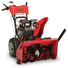 """Snapper 29"""" Dual Stage Snow Thrower, Red -- Awesome products selected by Anna Churchill"""
