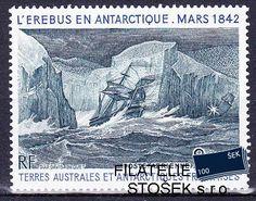 Francouzská Antarktida známky Mi 189