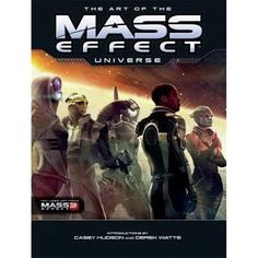 [The Art Of The Mass Effect Universe (Hardcover) (Product Image)] $40 at BioWare Store