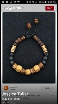 Bracelet for oils