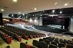 O show acontece no Auditorio Banamex, em Monterrey, no México. Capacidade para 2500 a 8000 pessoas. #CoberturaTWBR