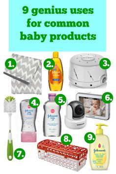 9 baby products you should totally be using Baby Sleep Site, Baby Taylor, Making Life Easier, Baby Center, Packing Lists, Baby Shower Gender Reveal, Baby Oil, Working Moms, Baby Bottles