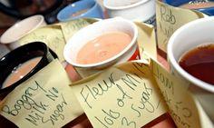 social work tea
