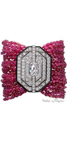 Ruby and Diamond Bracelet                                                                                                                                                                                 More