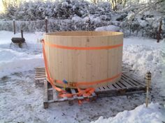 DIY – hot tub | Experience to share