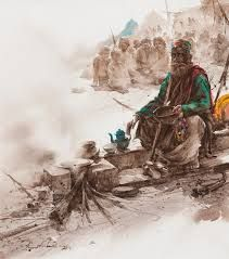 Image result for ALI ABBAS painting