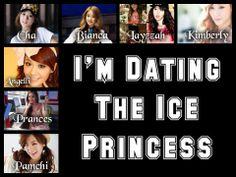 Im dating the ice princess characters wattpad logo