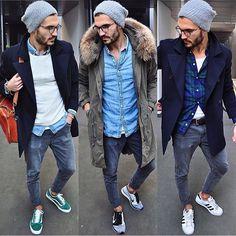 thenorwegiangentleman: Be inspired by... - Men&Fashion;
