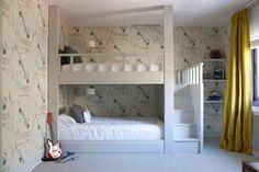 Dormitorios juveniles - Dormitorios infantiles originales - Muebles y decoración - Compras - Charhadas.com