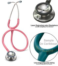 Thinking about ordering this...Littmann Classic II SE #2817 Pearl Pink