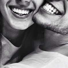 cheesy grins :)