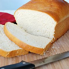 Milk and Honey White Bread has a wonderful soft texture with a buttery crisp crust