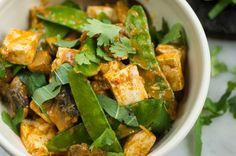 Coconut Red Curry With Tofu This simple weeknight red curry relies on jarred or canned red curry paste for flavor